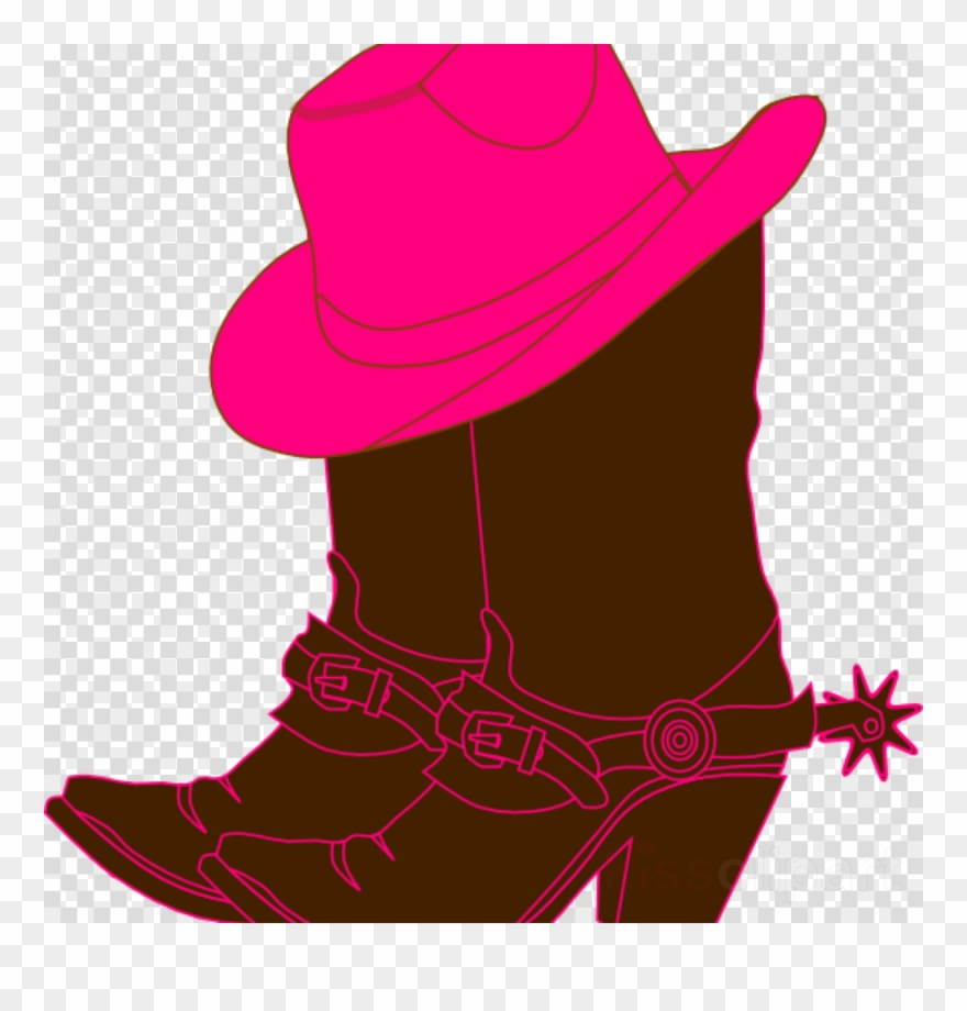 Cowboy Boot Silhouette Clipart Cowboy Boot.