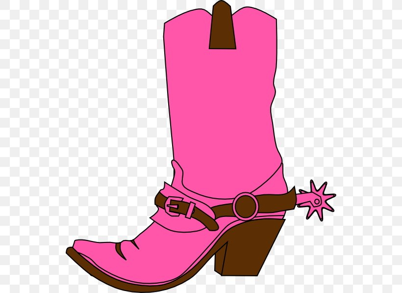 Free Content Cowboy Boot Clip Art, PNG, 552x597px, Free.
