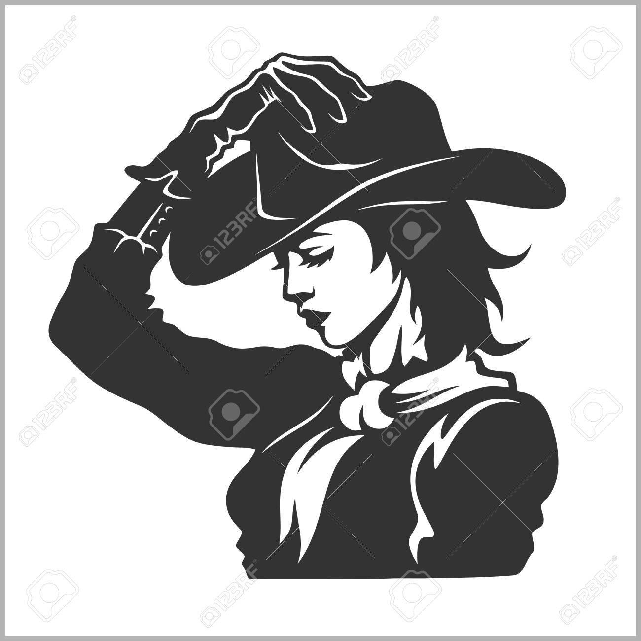 Cute Cowgirl 2.