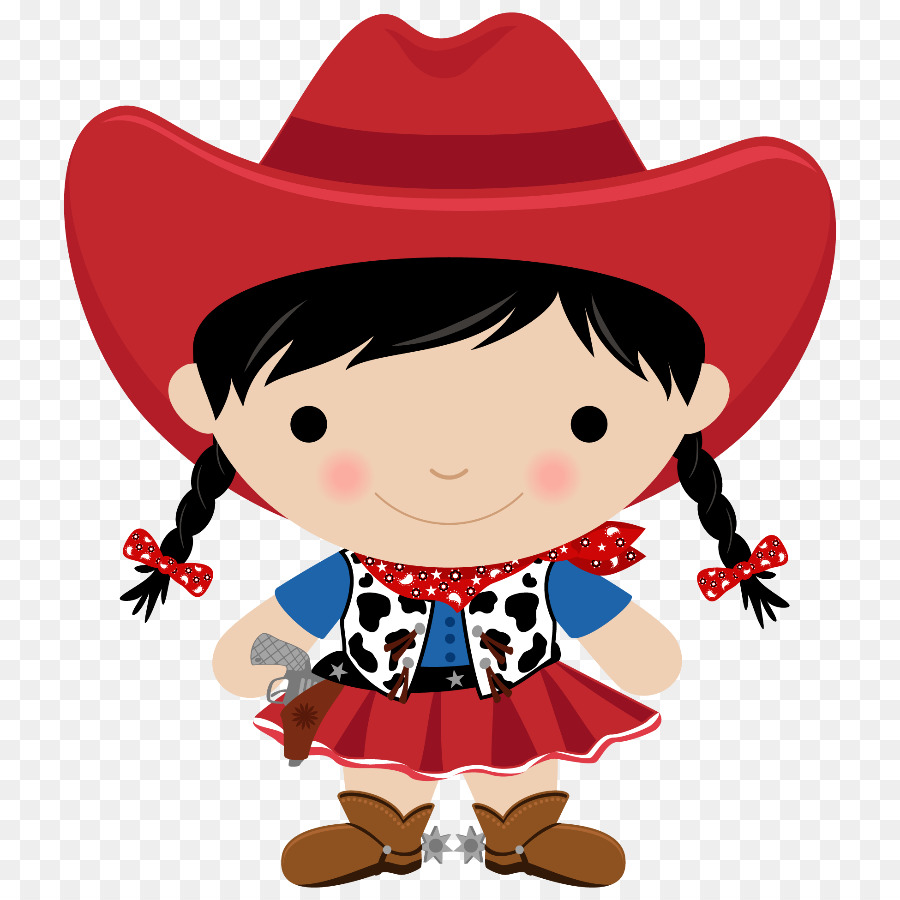 Cowgirl clipart free 6 » Clipart Station.