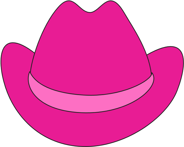 Clipart Of Hats,.