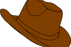 Cowgirl hats clipart 1 » Clipart Station.