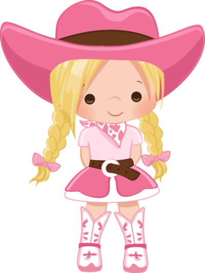 Cowgirl PNG.