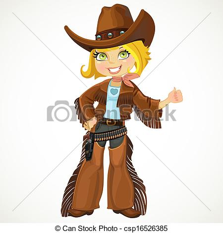 Cowgirl Illustrations and Clip Art. 1,500 Cowgirl royalty free.