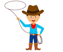 Download High Quality Western Lasso Transparent PNG Images.
