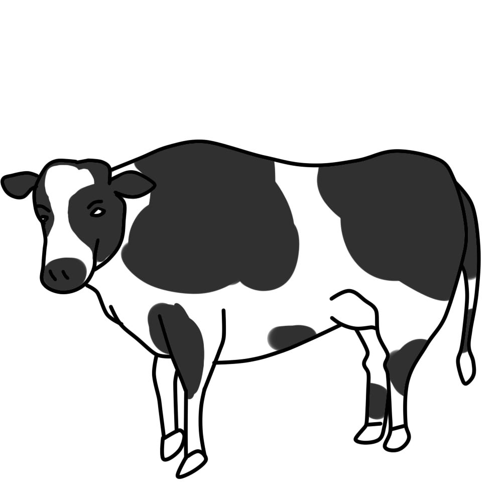 Cattle Clipart.