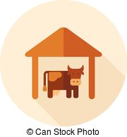 Cowshed Illustrations and Clip Art. 82 Cowshed royalty free.