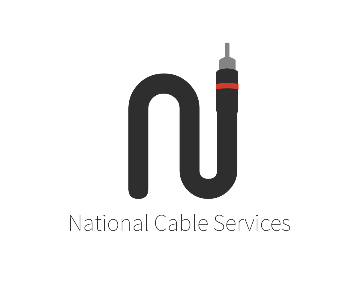 Contractor Logo Design for National Cable Services by.