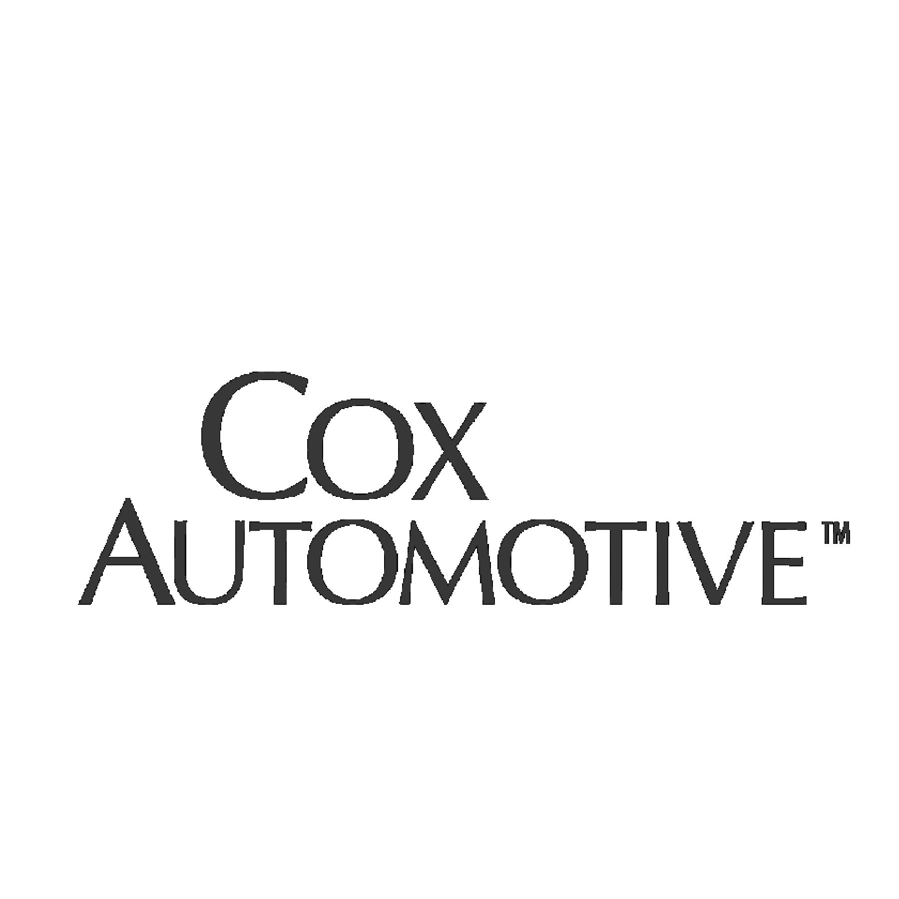 Cox Automotive Rates & Incentives.