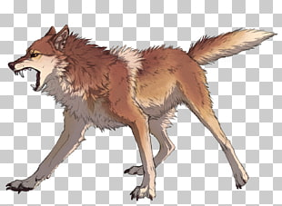 2 coydog PNG cliparts for free download.