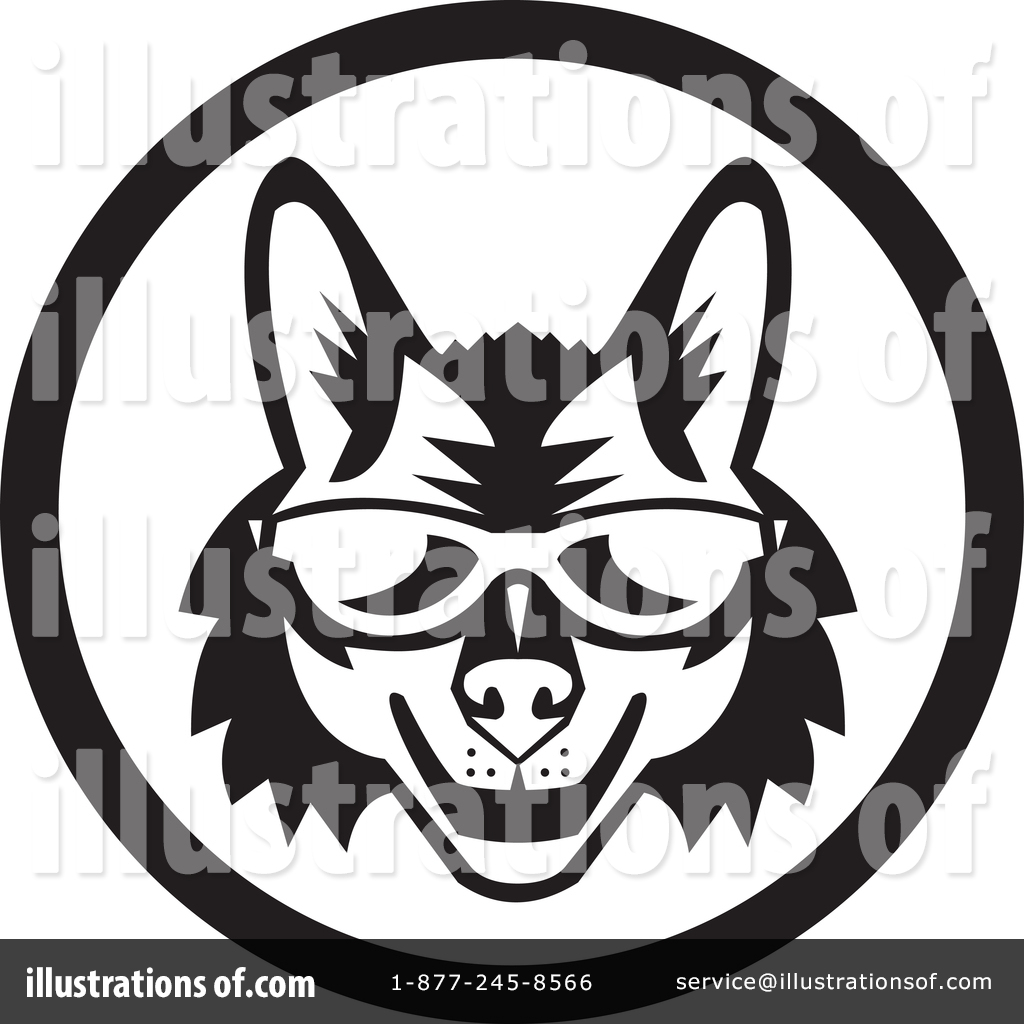 Coyote Clipart #1400975.