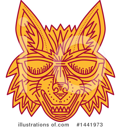 Coyote Clipart #1441973.