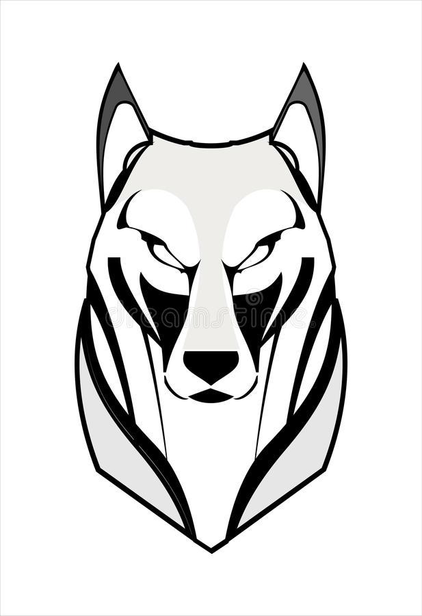 Coyote Stock Illustrations.