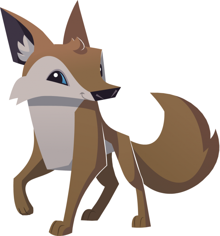 Coyote Png Vector, Clipart, PSD.