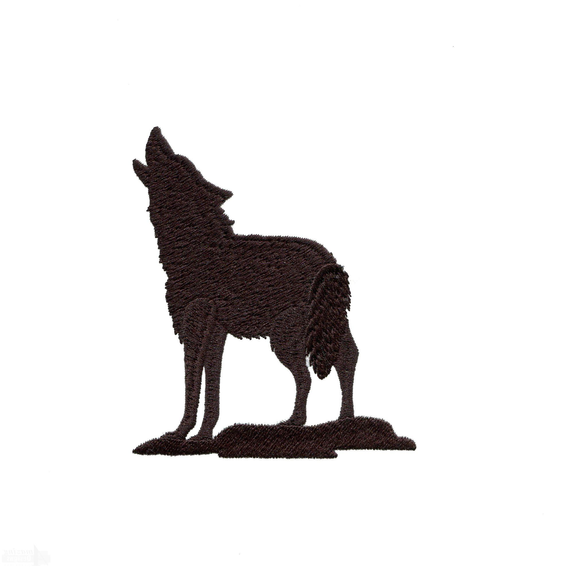 Coyote Clipart.