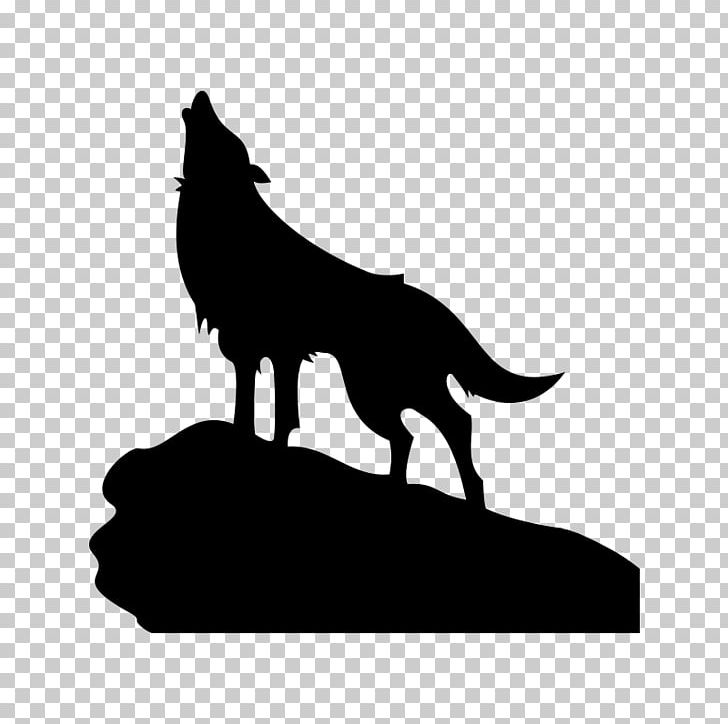 Gray Wolf Coyote Silhouette PNG, Clipart, Airbrush, Aullido, Black.