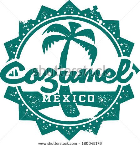 Cozumel Mexico Stock Photos, Royalty.