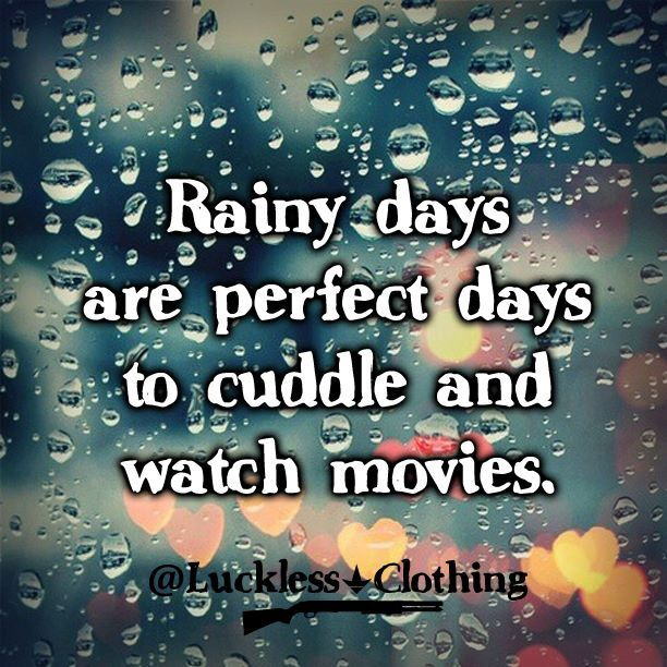 Rainy Day Clipart With Quotes.