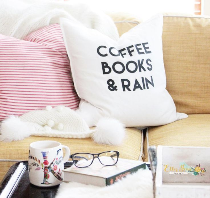 Cozy rainy day clipart clipground for Cup cozy pillow
