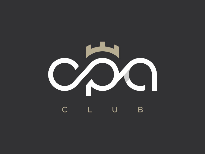 Cpa logo by Sergey Yakovenko on Dribbble.