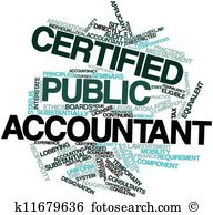 Certified public accountant clipart 1 » Clipart Station.