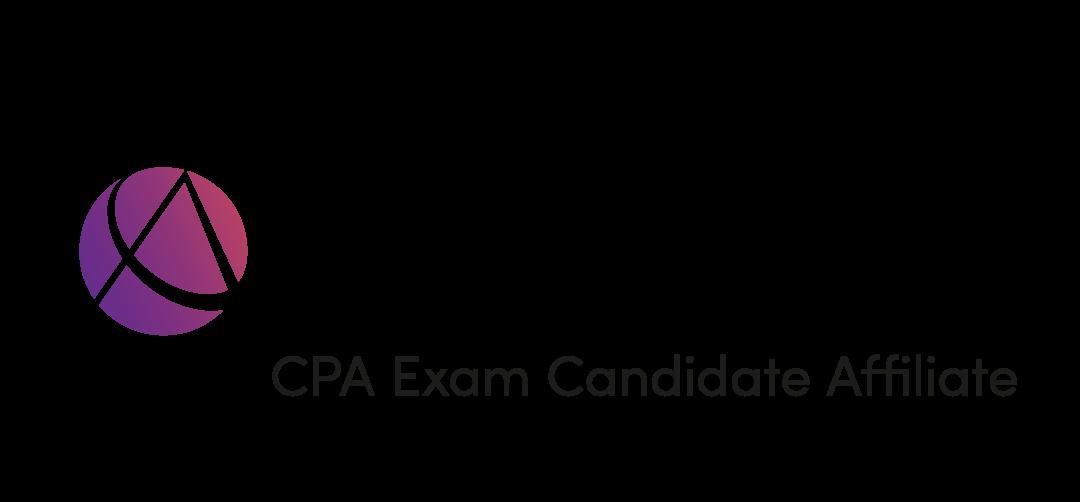 AICPA Member Logos for CPA Exam Candidate Affiliates.