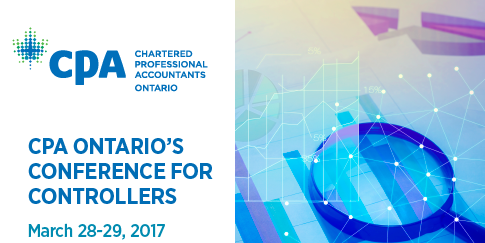 CPA Ontario's Conference for Controllers.