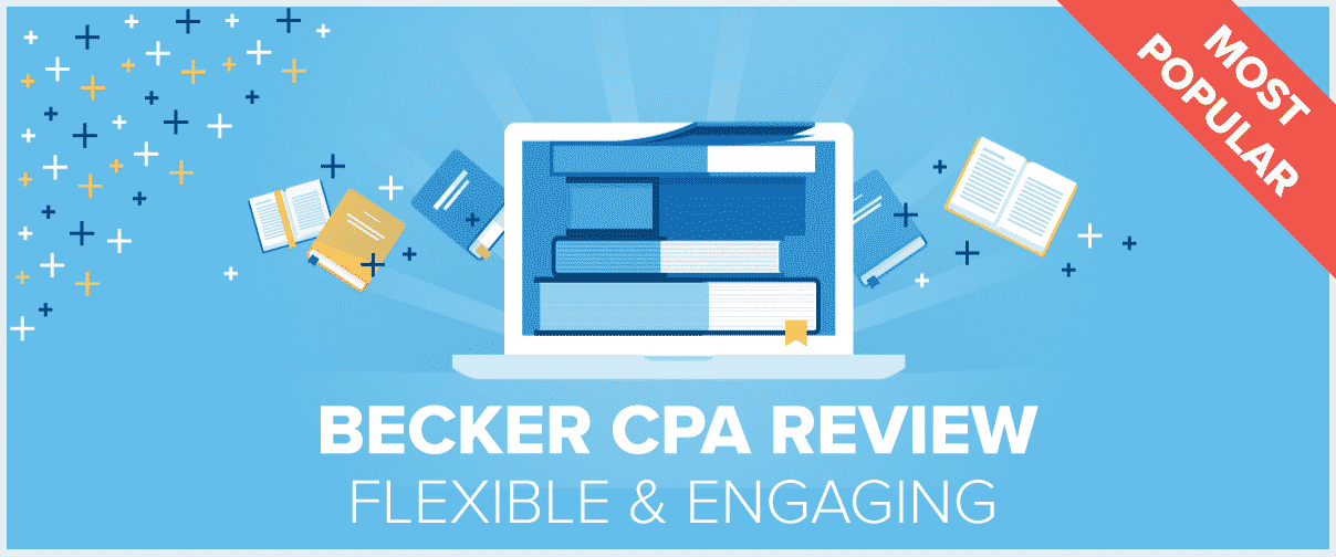 Becker CPA Review: A Helpful Illustrated Overview Guide.