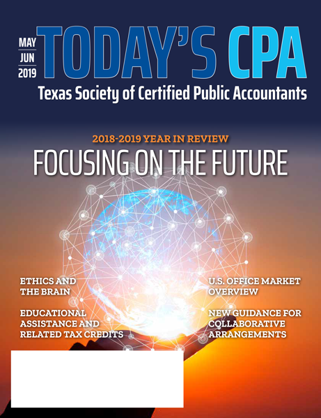 Todays CPA May June 2019.