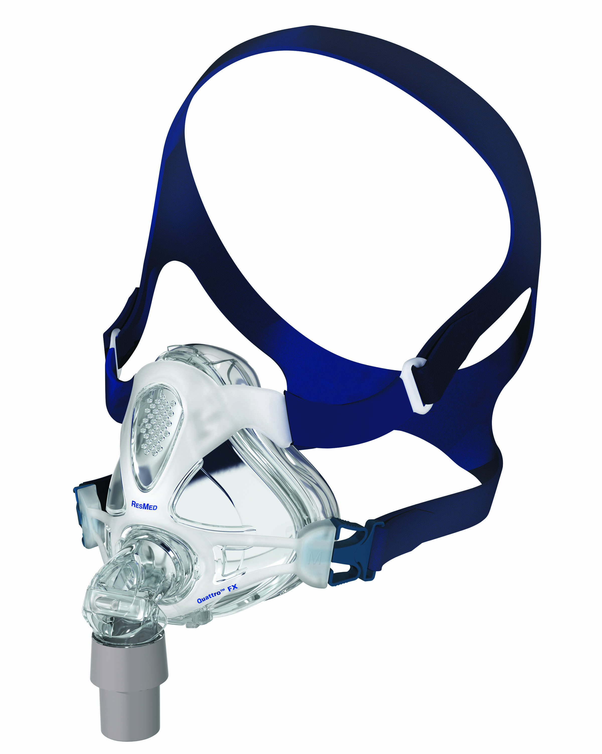 Quattro™ FX Full Face Mask System with Headgear.