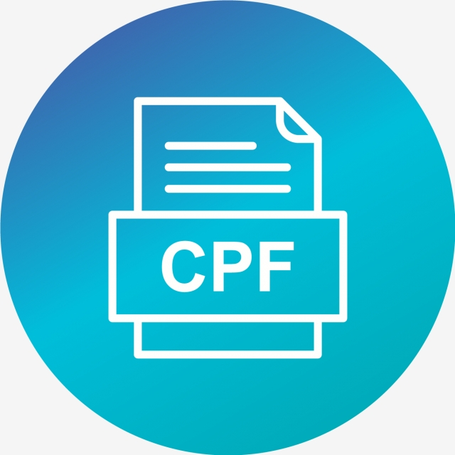 Cpf File Document Icon, Cpf, Document, File PNG and Vector with.