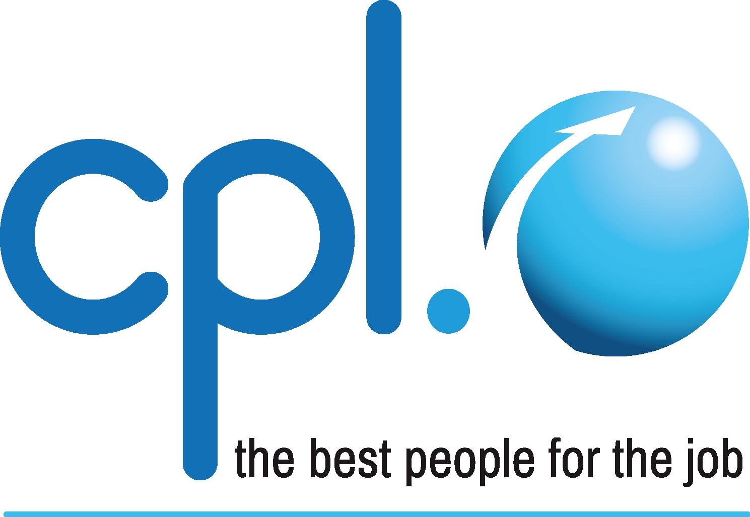 Cpl Logo with tagline.