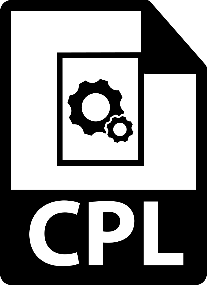 CPL File Format Variant Svg Png Icon Free Download (#49147.