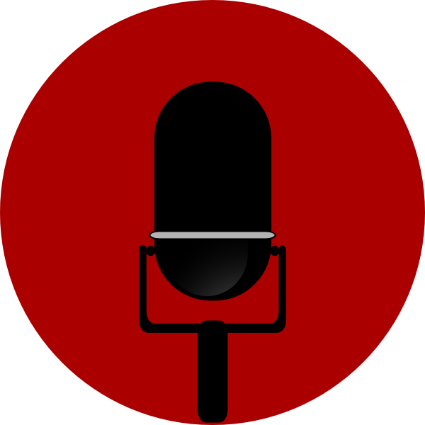 Microphone Clip Art at Clker.com.
