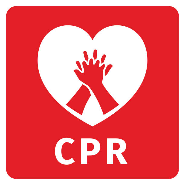Best Cpr Illustrations, Royalty.