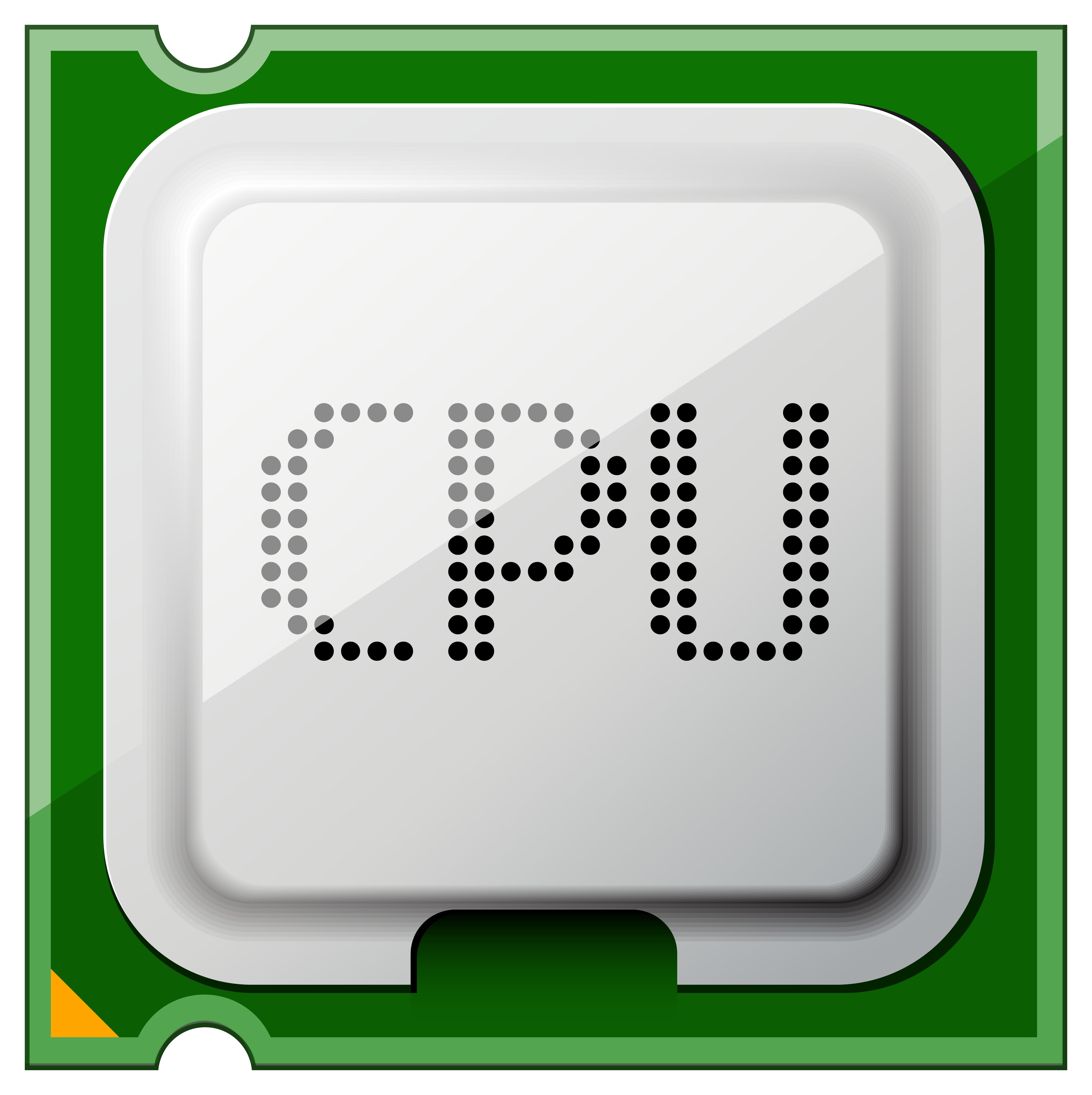 Computer CPU PNG Clipart.
