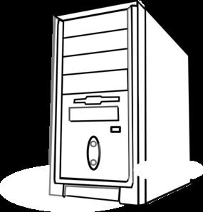 CPU Clipart.