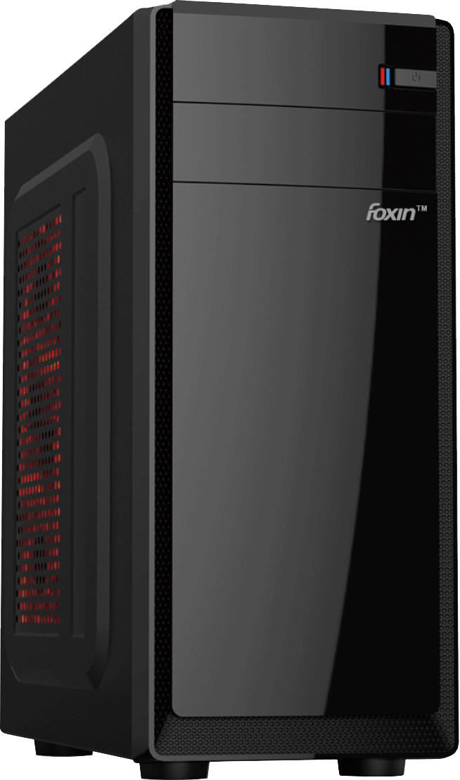 Download CPU Cabinet PNG Picture.