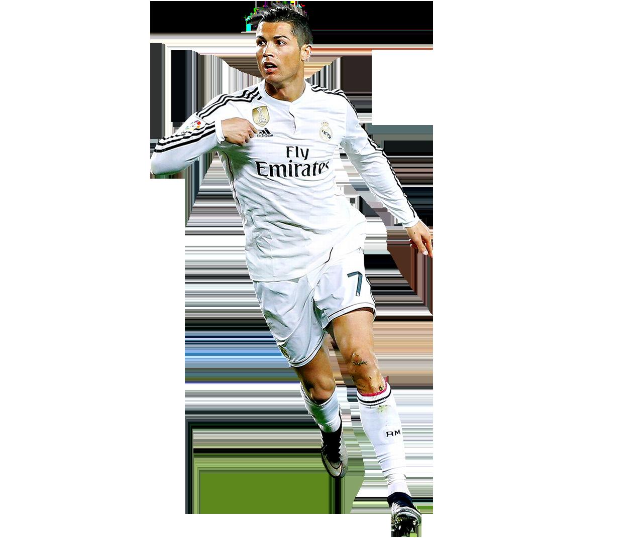 Cristiano Ronaldo Vs Barcelona Real Madrid Png Clipart.