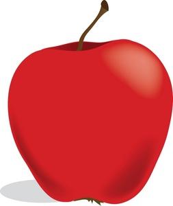 Apple Clipart Image.
