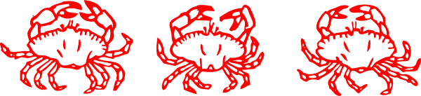 Collection of 14 free Crabs clipart border bill clipart dollar sign.