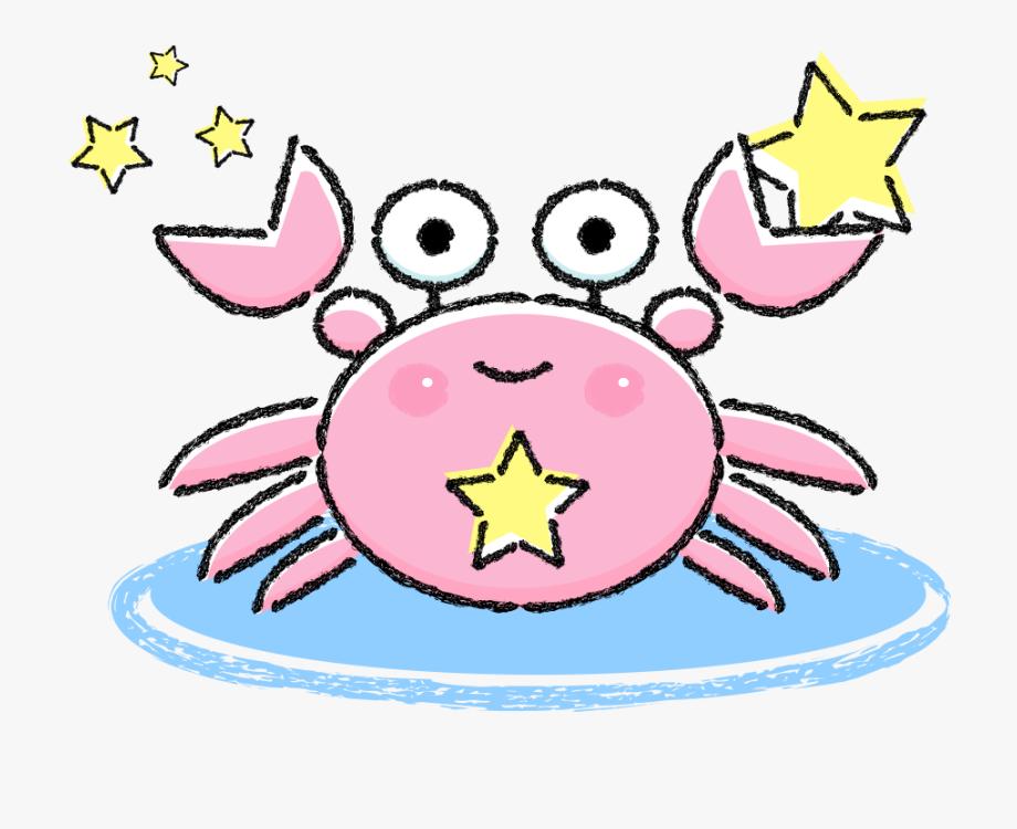 Constellation Cartoon Zodiac Clip Art Cute Crab.