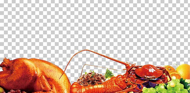 Lobster Crab Hot Pot Chinese Cuisine Vegetarian Cuisine PNG.