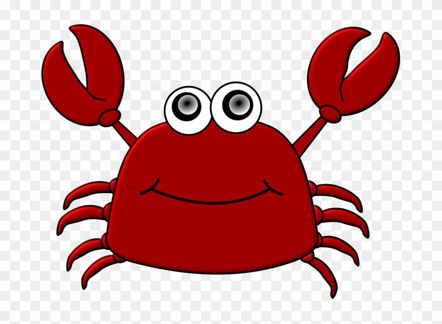 Crab Cartoon Clipart Crab Cartoon Clip Art.