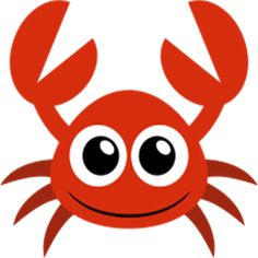 Crab pictures clip art.