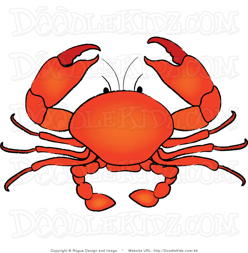 Crab clipart - Clipground