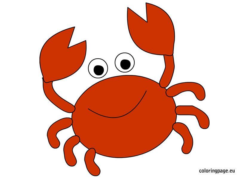 Crab Clipart.