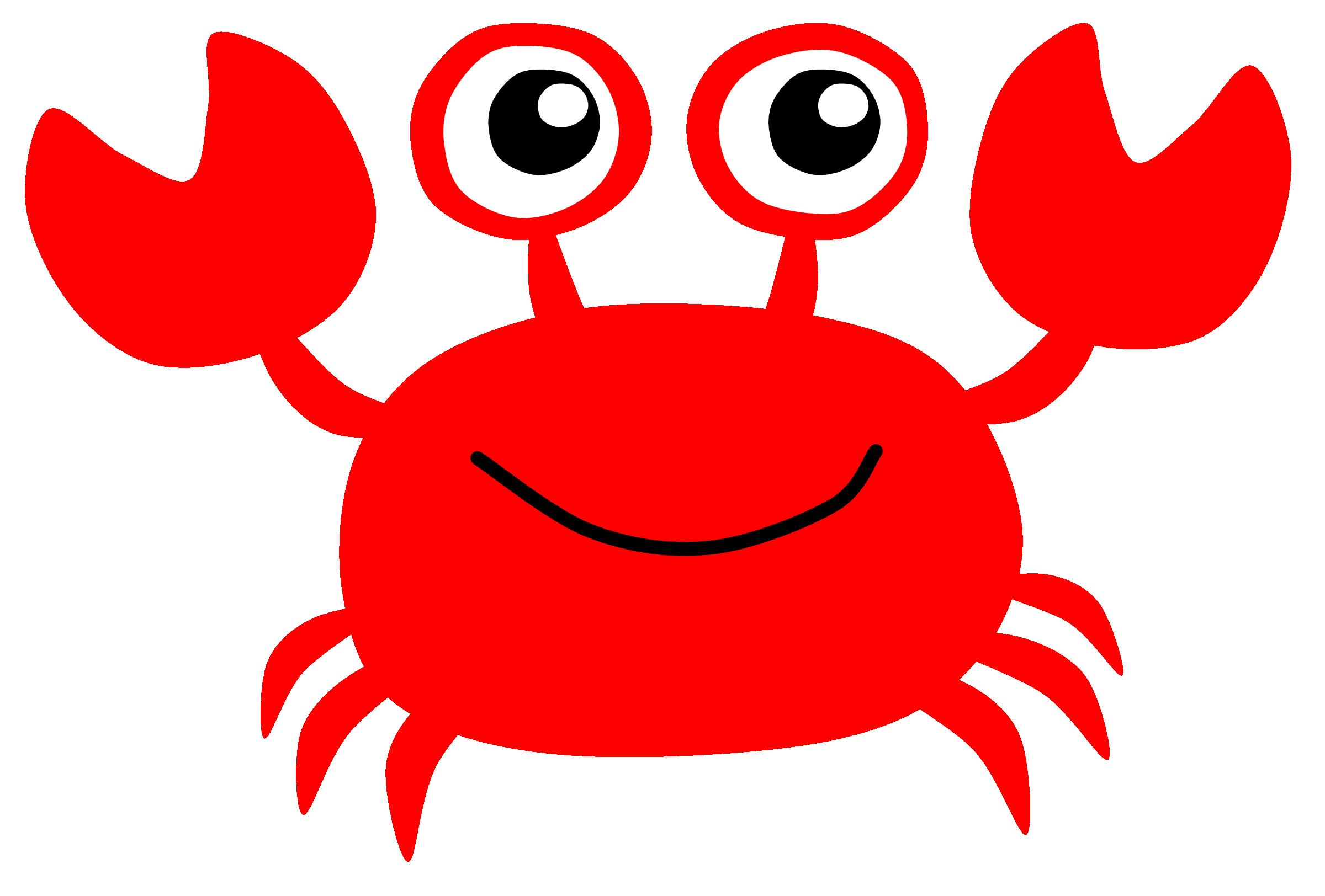 Crabs crab clipart free clip art images clipartwiz.