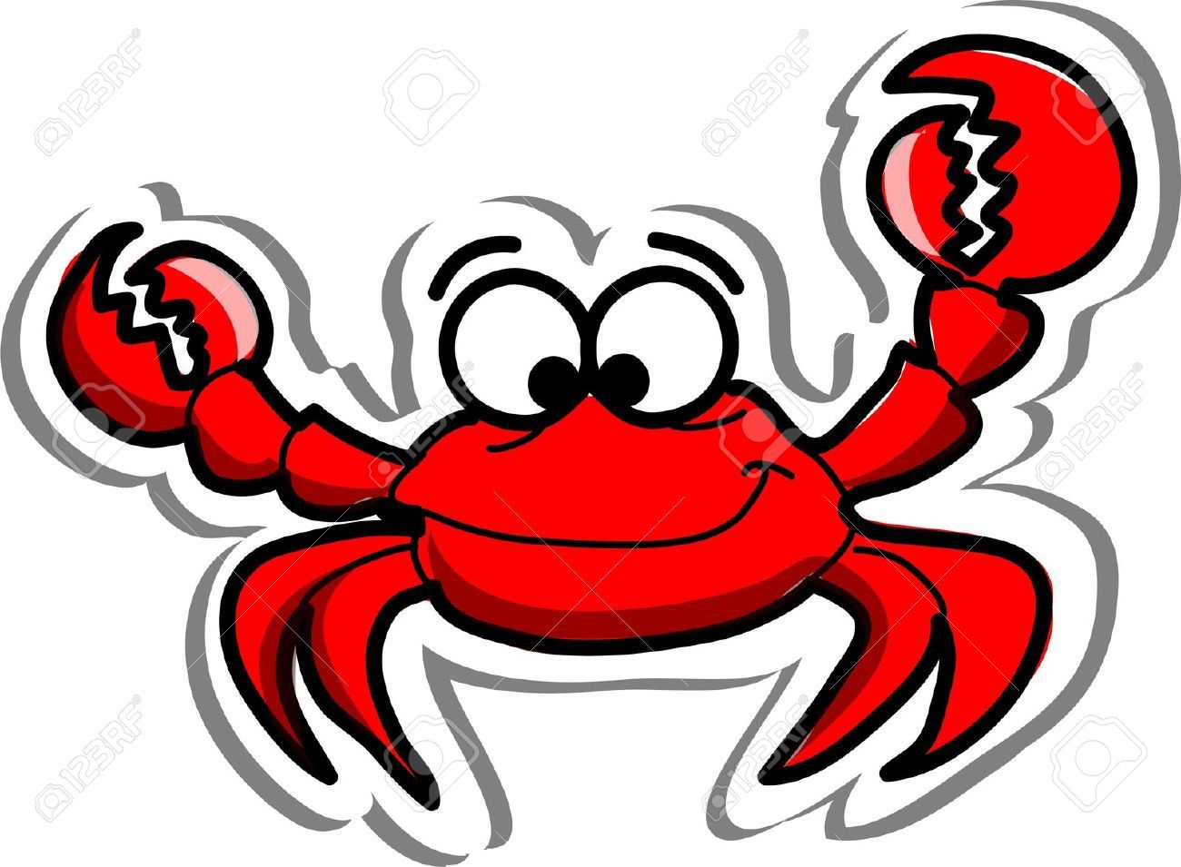 Crabs Stock Illustrations, Cliparts And Royalty Free Crabs.
