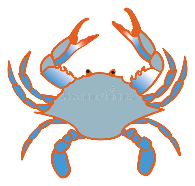 Blue Crab Stock Illustrations.